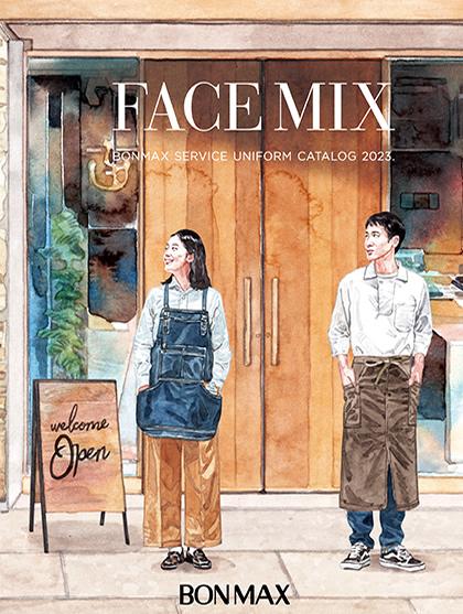 FACE MIX(フェイスミックス) 2020年 オールシーズンカタログ