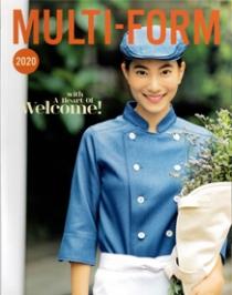 MULTI‐FORM FOOD SERVICE(マルチフォーム フードサービス) 2020 オールシーズンカタログ