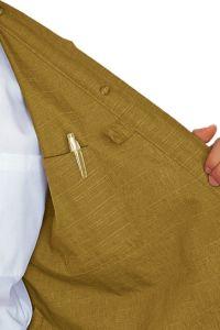 作務衣上衣[男女兼用] 内ポケット