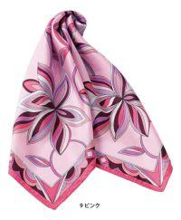 スカーフ ピンク