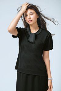 女性ポロシャツ半袖 UP